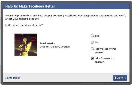 Facebook: snitchgate! | Paul Bernal's Blog