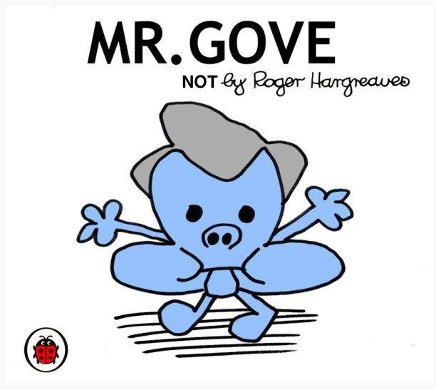 Mr Gove Cover