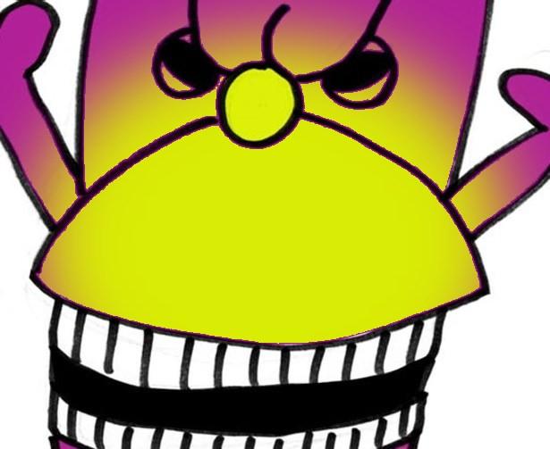 MR BIGOT closest yellowish