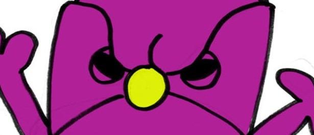 MR BIGOT eyes
